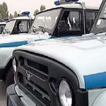 """Полицейские получили оснащенные по последнему слову техники """"уазики"""""""