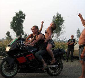 В Смоленской области мото-фестиваль
