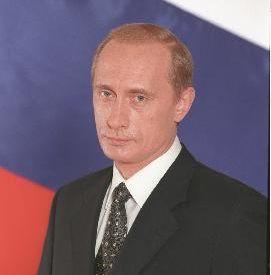 В Смоленск приедет Владимир Путин