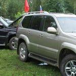 В Смоленской области задержали группу угонщиков элитных авто