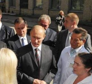 Смоляне задали свои вопросы Путину