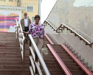В Смоленске открыли новый подземный переход