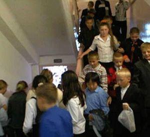 В Смоленске эвакуирована средняя школа