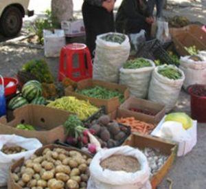 Уличных торговцев овощами в Смоленске начнут штрафовать