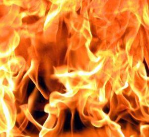 Пожар на Смоленском Горводоканале