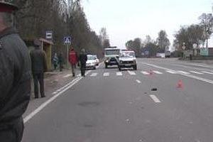 Разыскиваются свидетели ДТП в Смоленске