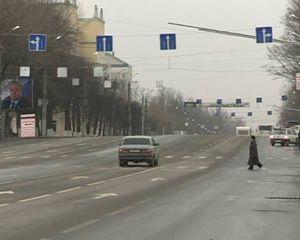 В Смоленске после реконструкции сдан в эксплуатацию участок дороги по пр.Гагарина