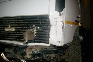 Страшная авария произошла рядом с ГИБДД
