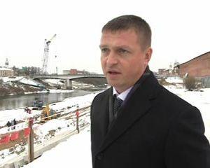 В Смоленске строительство юбилейных объектов идет опережающими темпами
