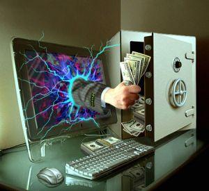 У смоленской фирмы кибер-преступники украли 800 тысяч рублей