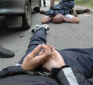В Сафоновском районе задержали наркокурьера