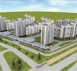 Строительство нового района Смоленска начнётся в первом квартале 2012 года