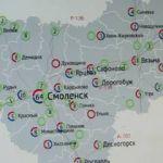 В интернете появилась инвестиционная карта Смоленского региона