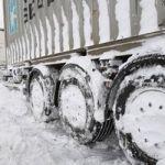 Витебское шоссе в Смоленске стояло больше трех часов