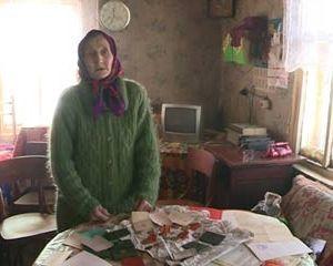В Смоленской области участница войны ведет борьбу за человеческие условия проживания