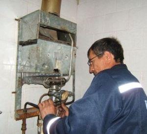 Устаревшее газовое оборудование стало причиной ЧП в жилом доме