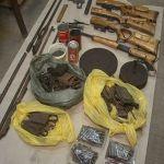 Одну из вяземских квартир превратили в хранилище боеприпасов