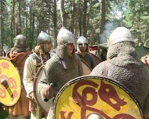 На фестивале под Смоленском воссоздали атмосферу раннего средневековья