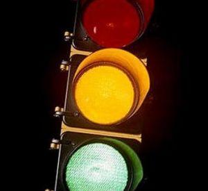 На Крупской установят «говорящие» светофоры