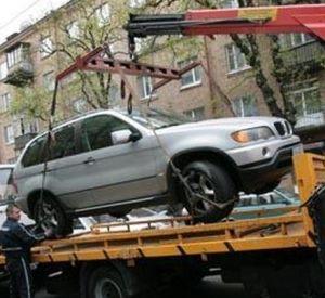 В Смоленской области принят закон об эвакуации автомашин