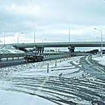 Транспортную развязку на «Минке» откроют 3 ноября
