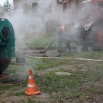 Центр Смоленска остался без тепла из-за аварии