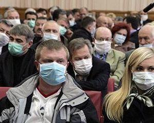 В Смоленске эпидемия гриппа и ОРВИ