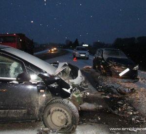 В Смоленском районе три женщины не поделили дорогу