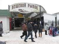 Рынок на Колхозной площади в Смоленске уплотнится