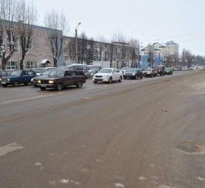 Уборка Смоленска от снега: от Ильича — на улицы