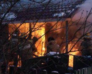 В Смоленске на улице Марины Расковой произошел пожар