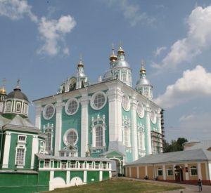 В Смоленской епархии случился пожар