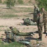 В Смоленске ученики кадетского корпуса показали себя в стрельбах