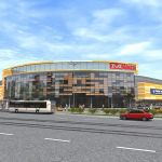 В Смоленске начали строить торговый центр «Макси»