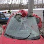 На Смоленщине в ДТП погиб водитель