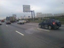 Москвичка погибла в аварии на Смоленщине