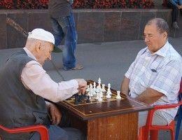 В Смоленске прошел шахматный турнир