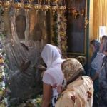 Православные христиане отметили праздник иконы Одигитрии Смоленской
