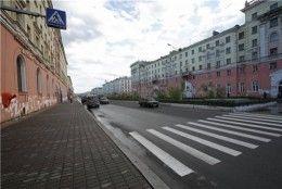 Полиция Смоленска обнаружила массу опасных пешеходных переходов