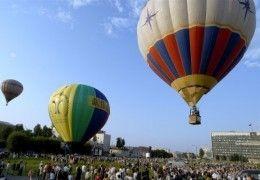 1 сентября над Смоленском поплывут аэростаты