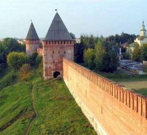 Смоленская крепость вышла из третьей десятки достопримечательностей страны