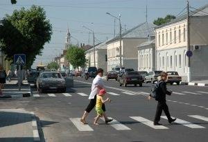 В Смоленской области четвероклассника сбила иномарка