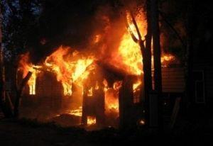 За выходные в Смоленской области сгорели три бани