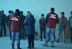 В Смоленске задержаны три гражданки Нигерии
