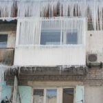 Спасатели просят смолян остерегаться сосулек и снега