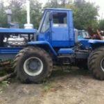 Трактор, похищенный в Катыни, обнаружен в Руднянском районе