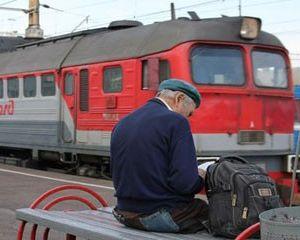 Отменено движение поездов из Санкт-Петербурга в Смоленск и обратно