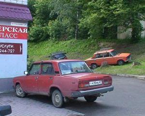 У жителя Смоленска во второй раз угнали старенькие «Жигули»