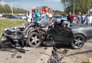 В ДТП под Смоленском погибли два водители и пассажир