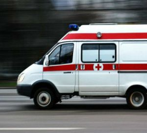 В аварии пострадали двое мужчин